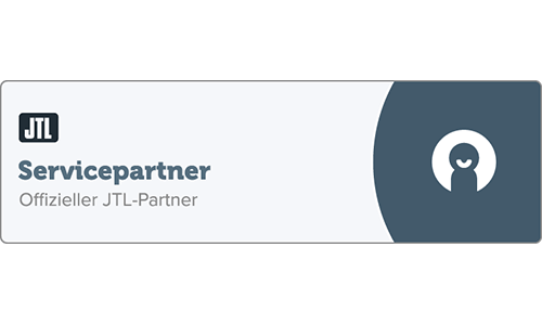 Logo JTL Software Servicepartner