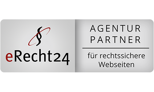 Logo eRecht24 Agentur-Partner knowmates