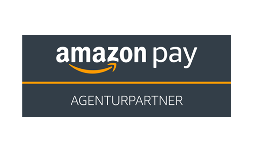 Logo Amazon Pay Agenturpartner