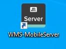 WMS-MobileServer Verknüpfung auf Ihrem Desktop