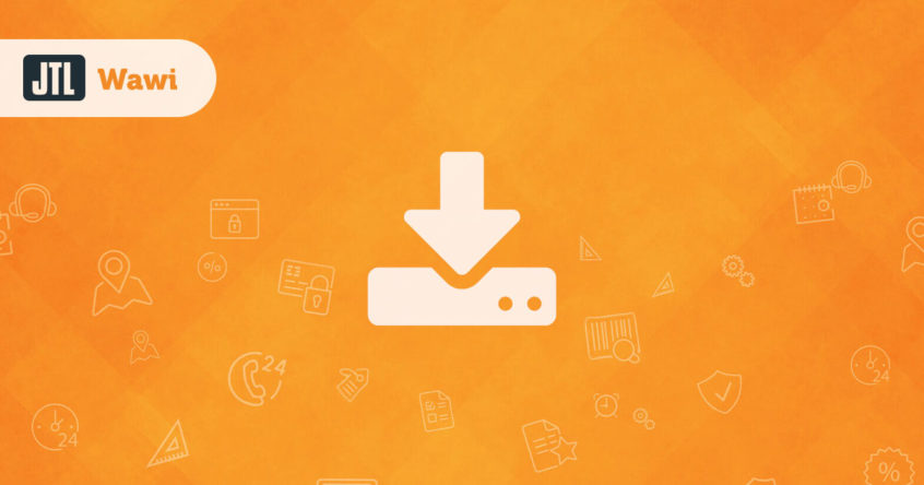Das Logo von JTL Wawi Download
