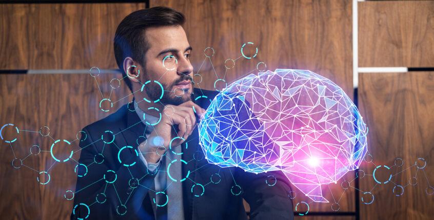Dopamin macht glücklich und zufrieden und ist daher ideal im Marketing einsetzbar.