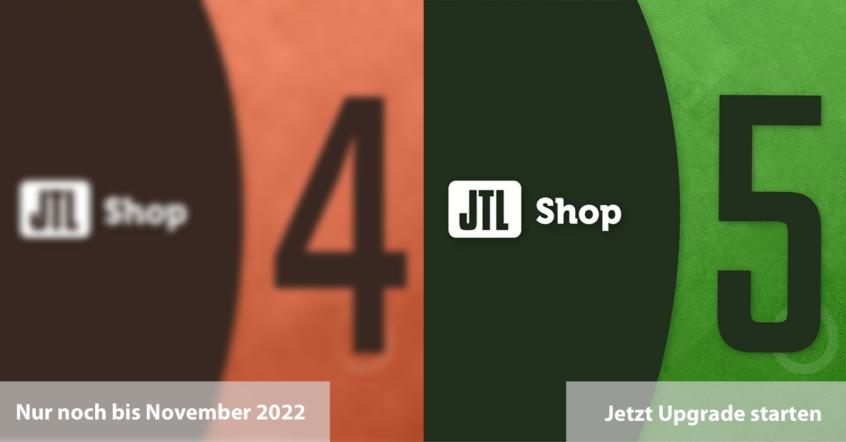 JTL kündigt den JTL-Shop 4 ab.
